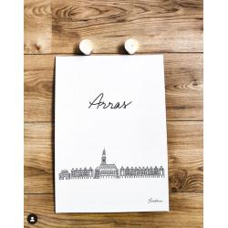 Affiche Arras