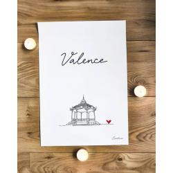 Affiche Valence
