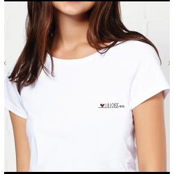 T-shirt Lilloise en coton bio