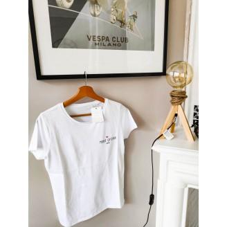 T-shirt papi poule / mamie...